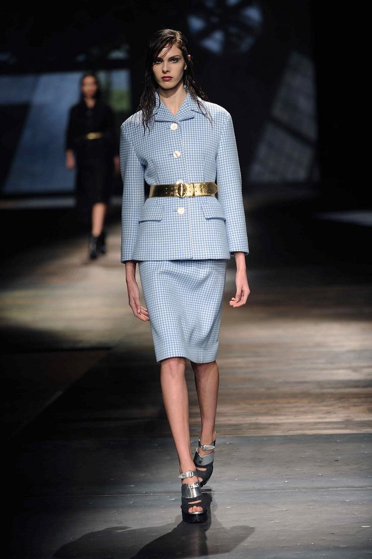 Milan Fashion Week: Prada 014 prada aw 1314 milan ww imagelink zoomableimage