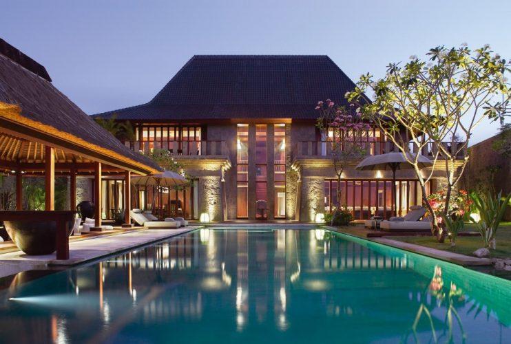 """""""Bvlgari Hotel Bali Decorazioni lusso esotico"""""""