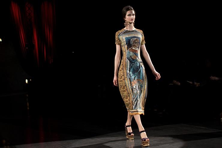 Milan Fashion Week: Dolce & Gabbana DG0464web