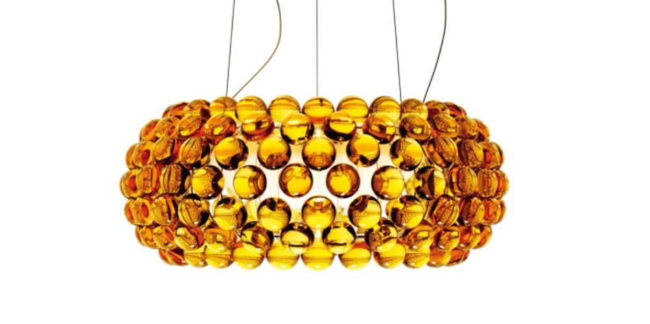 Foscarini porta la luminosità in casa Foscarini Lampada da sospensione Caboche medium  281 13