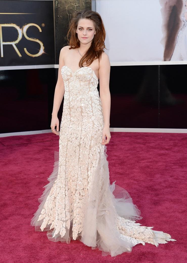 E l'Oscar va a ... Kristen Stewart Oscars 2013