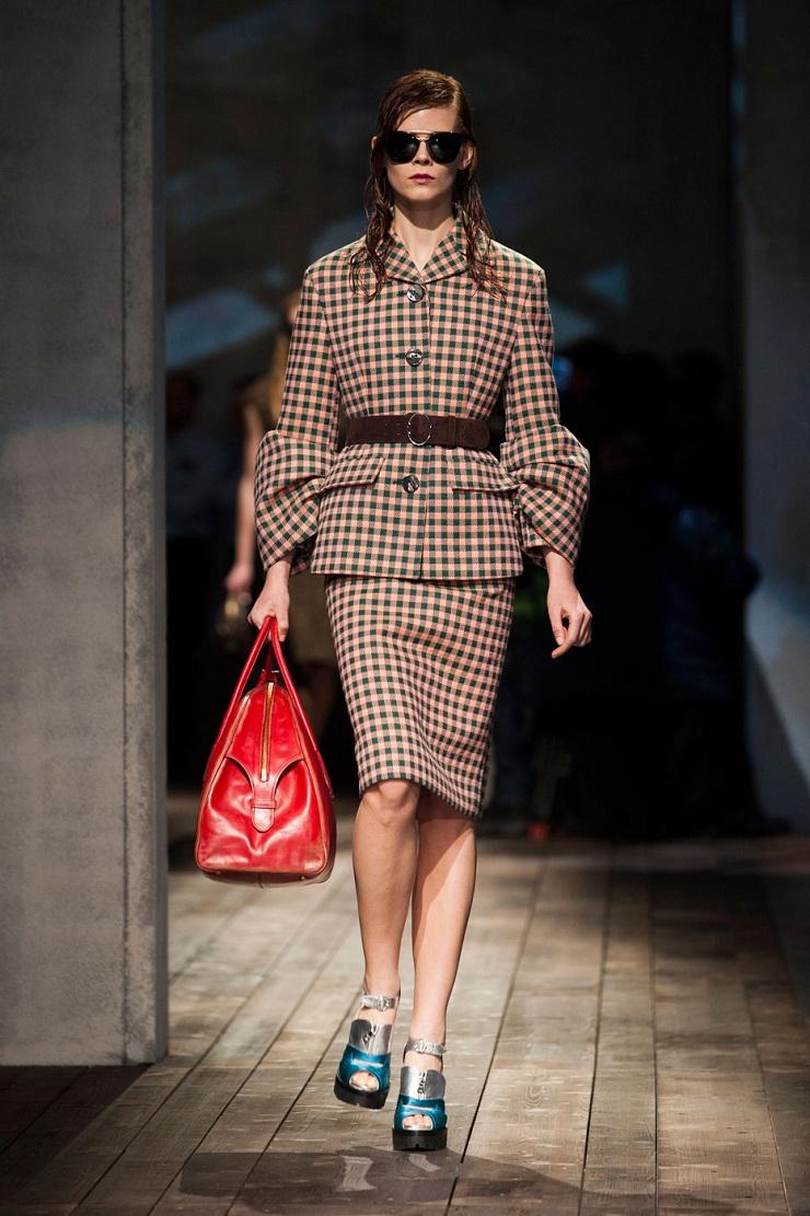 Milan Fashion Week: Prada Prada FW 2013 14 20
