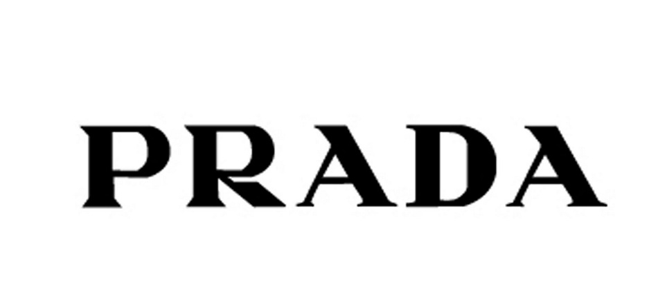Milan Fashion Week: Prada Prada logo  Home Prada logo
