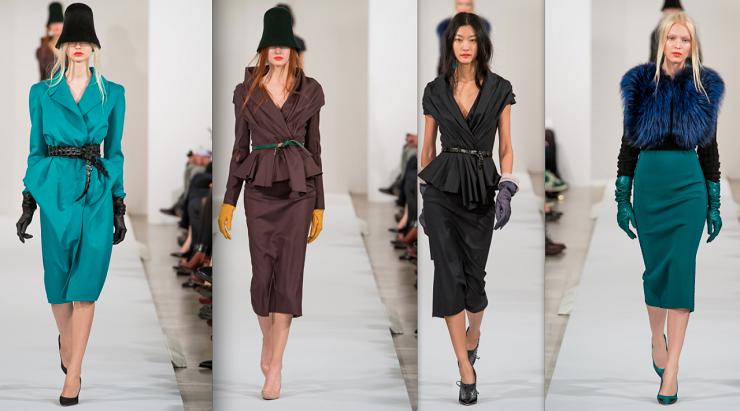 New York Fashion Week: Oscar de La Renta Screen Shot 2013 02 12 at 8 15 30 PM