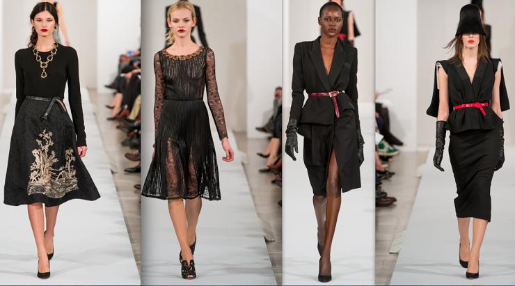 New York Fashion Week: Oscar de La Renta Screen Shot 2013 02 12 at 8 41 45 PM