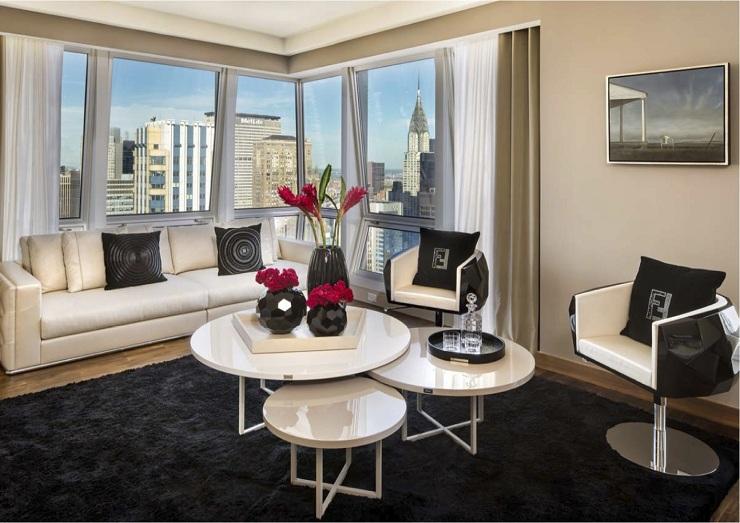 Fendi Casa: atmosfere eleganti fendi casa Fendi Casa: atmosfere eleganti Setai NY images cut1