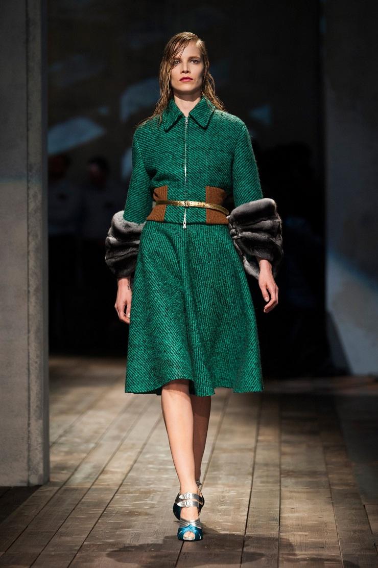 Milan Fashion Week: Prada desfile prada inverno2014 152