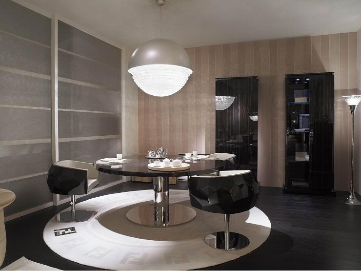 Fendi Casa: atmosfere eleganti fendi casa Fendi Casa: atmosfere eleganti furniture by fendi casa
