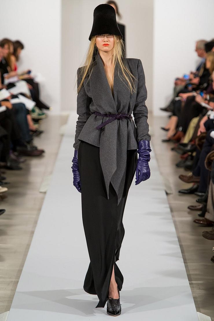 New York Fashion Week: Oscar de La Renta oscar de la renta rtw fw2013 runway 14