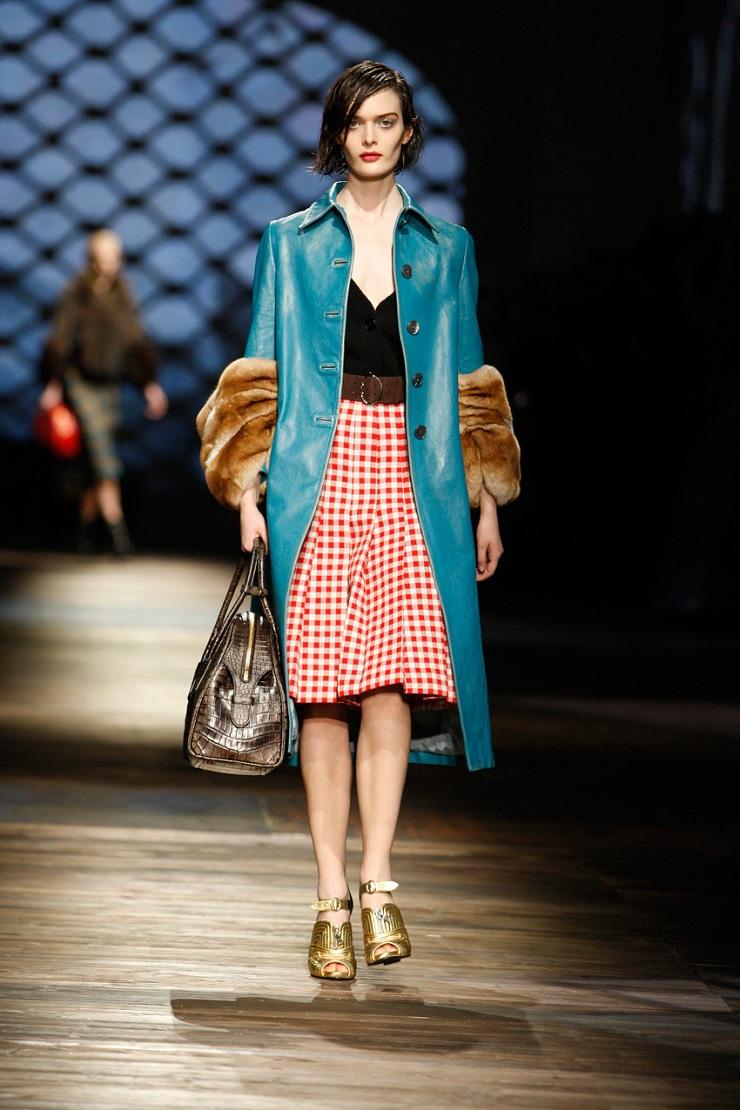 Milan Fashion Week: Prada prada autumn winter 2013 05