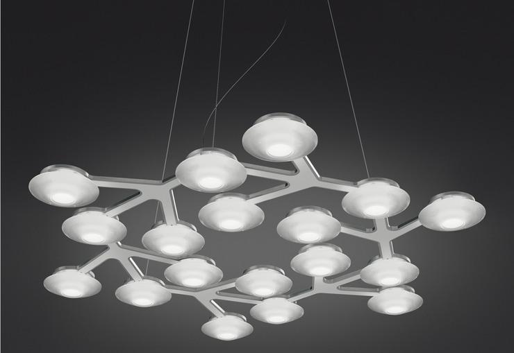 Artemide illuminazione d alta gamma spazi di lusso for Sinonimo di immaginare