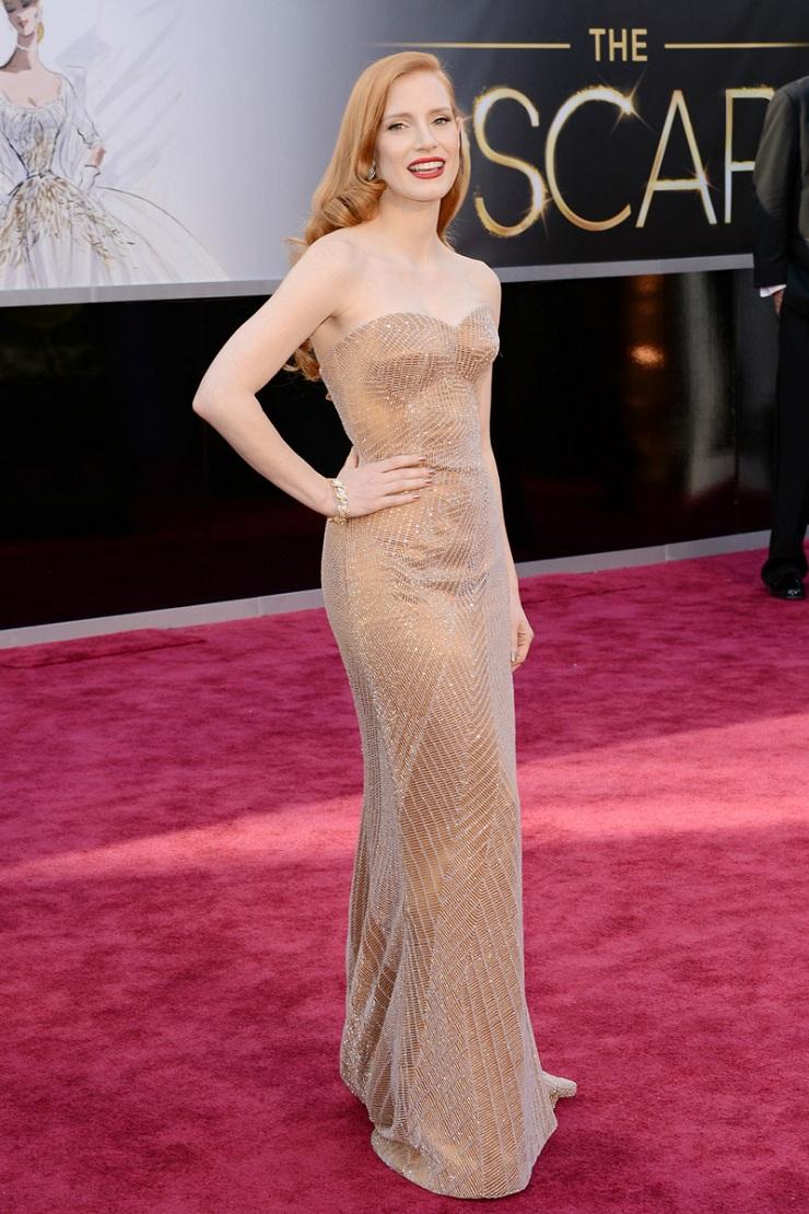 E l'Oscar va a … todas las imagenes de celebrities y alfombra roja de los oscars 2013 233161989 800x1200