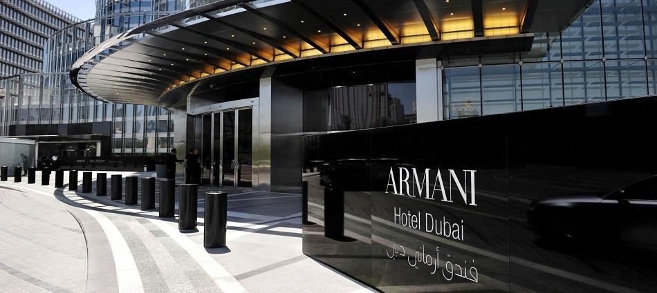 Armani Hotel Dubai Armani Hotel Dubai Entrance C  pia1