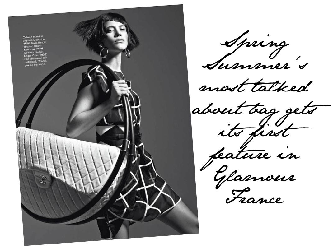 Chanel Hula Hoop