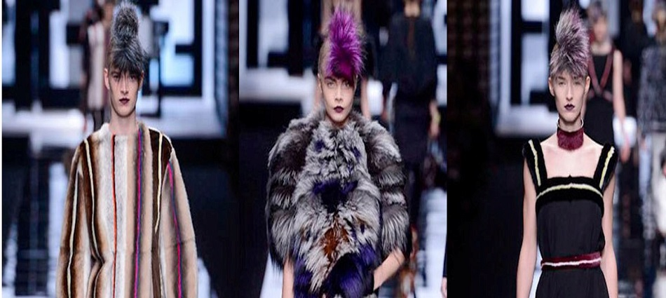 Milan Fashion Week: Fendi Fendi Fall 2013 C  pia