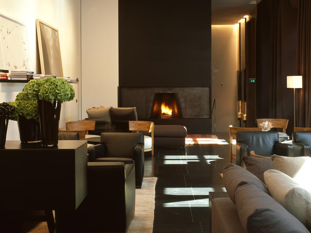 Gioiello di milano bulgari hotel spazi di lusso for Antonio citterio architetto