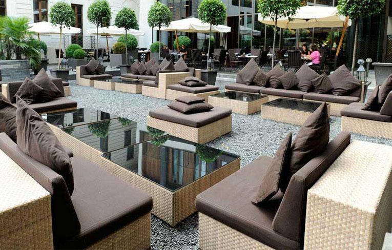 Il Giardino Bulgari Hotel Gioiello di Milano, Bulgari Hotel Il Giardino