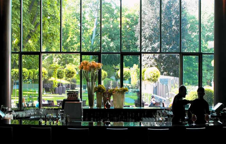 Il Ristorante, chef Andrea Ferrero Bulgari Hotel Gioiello di Milano, Bulgari Hotel Il Ristorante chef Andrea Ferrero