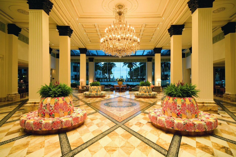 Palazzo Versace Hotel Lobby  Il Grande Palazzo Versace Palazzo Versace Gold Coast   Lobby