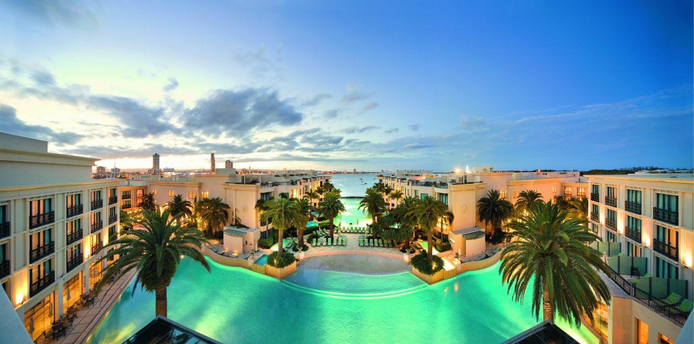 Palazzo Versace Hotel Panoramic view