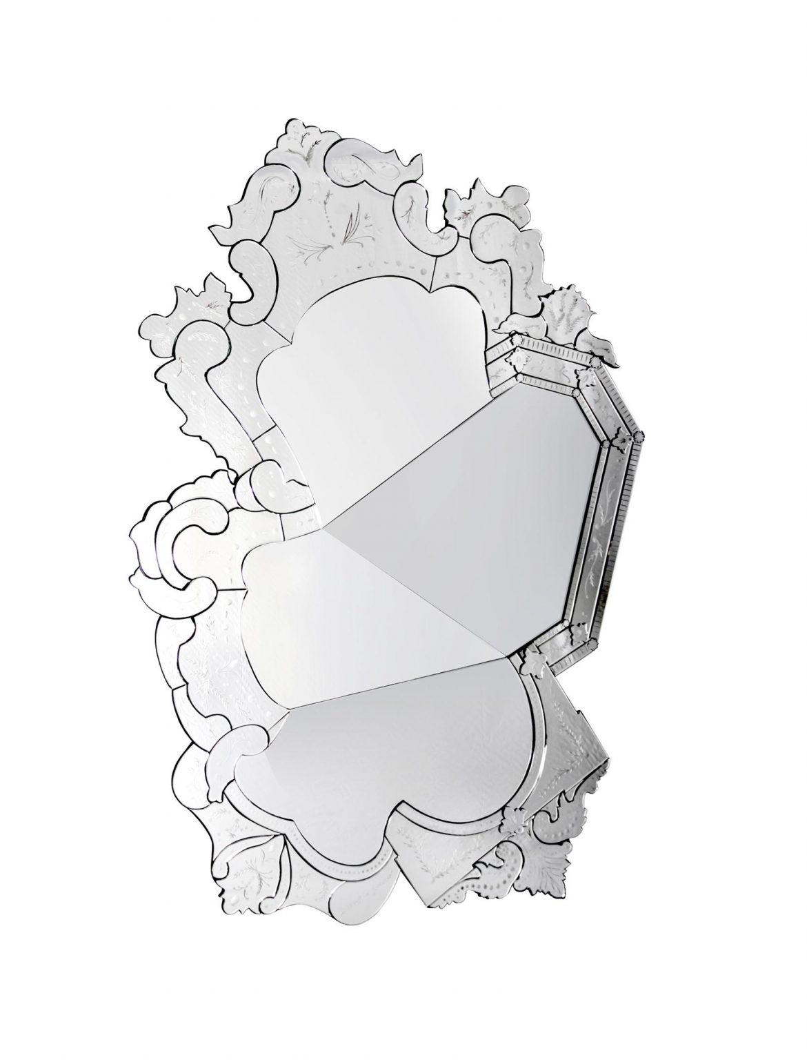 Venice mirror, Boca do Lobo  Gli specchi magici Venice mirror Boca do Lobo