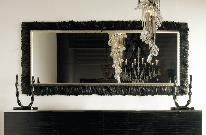 Bird mirror, Visionnaire  Gli specchi magici Visionnaire