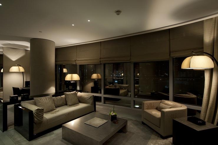 Armani Hotel Dubai armani hotel dubai ambassador suite1