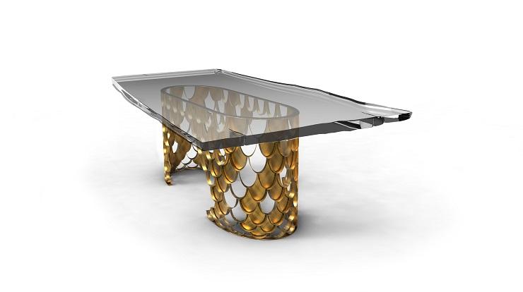 Conosci la Famiglia KOI di BRABBU koi dining table II 01 HR