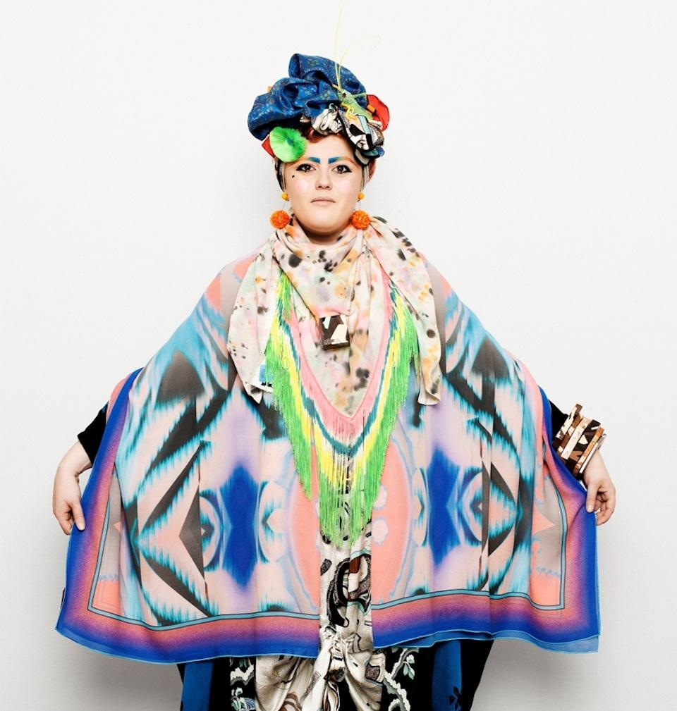 Bethan Laura Wood  Progettisti del Futuro, W Designer, Il Salone del Mobile 2013 Bethan Laura Wood portrait low