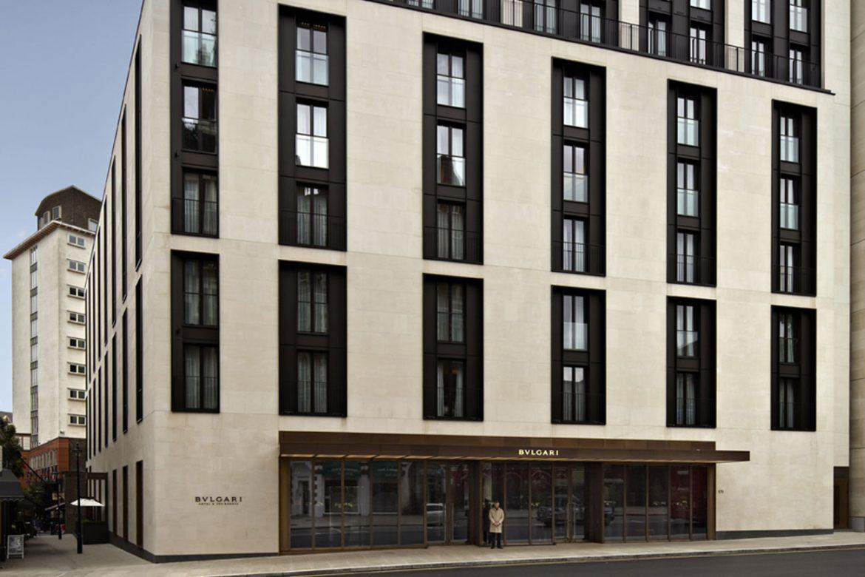 Dopo Milano e Bali, BVLGARI Hotel di London  Dopo Milano e Bali, BVLGARI Hotel di London Bulgari London2