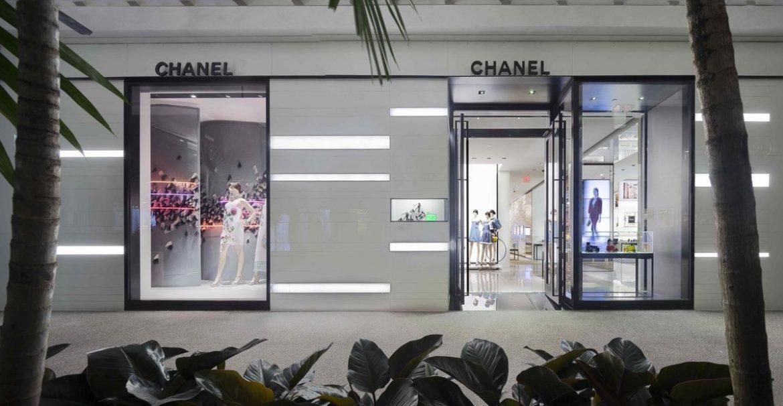 Chanel Peter Marino Peter Marino rinnova la boutique Chanel di Miami Chanel1lo res