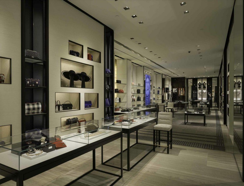 Chanel Peter Marino Peter Marino rinnova la boutique Chanel di Miami Chanel4lo res