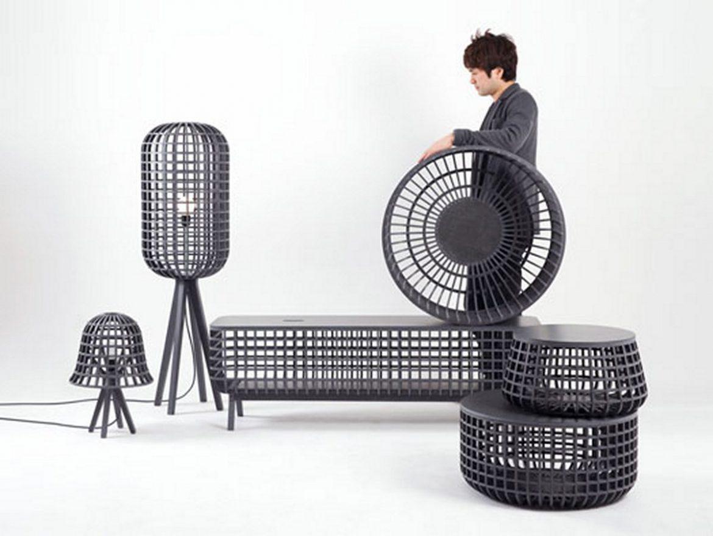 Progettisti del Futuro, W Designer, Il Salone del Mobile 2013 amazing furniture collection Seung yong Song 1