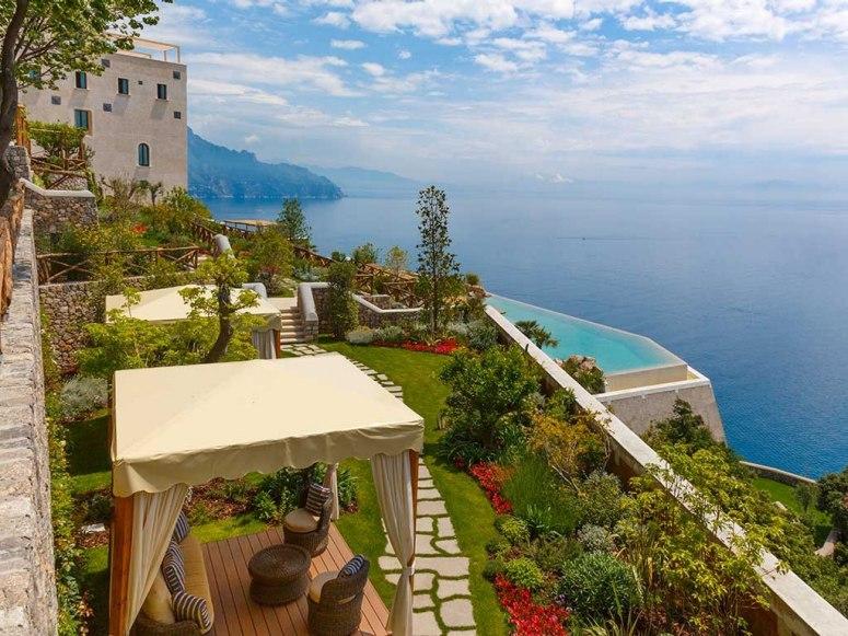 Monastero Santa Rosa - Amalfi  Un fine settimana con la primavera, Italia 2013 monastero santa rosa conca dei marini amalfi