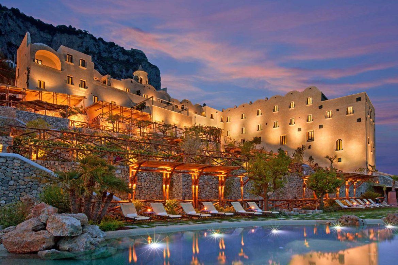 Monastero Santa Rosa - Amalfi  Un fine settimana con la primavera, Italia 2013 monastero santa rosa