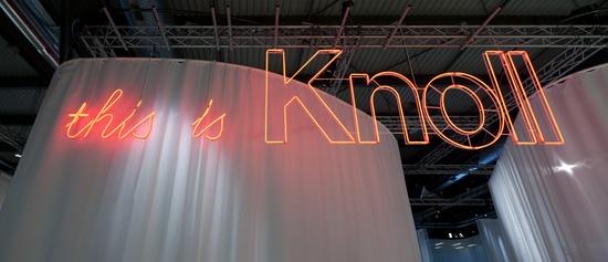 Knoll festeggia il compleanno al Saloni Milano 2013 this is knoll 2