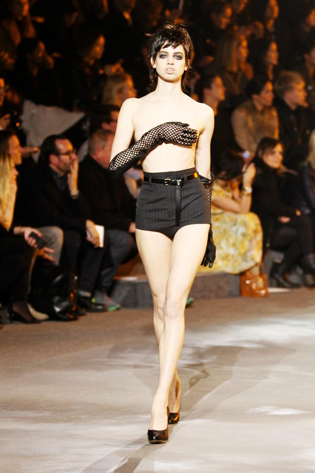 Lily McMenamy, Marc Jacobs  McMenamy,trunfo nessun disegno,Marc Jacobs i Balenciaga 161720752 10