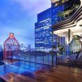 """""""Hotel e ristoranti di lusso_ParkRoyal_WOHA architetti"""""""