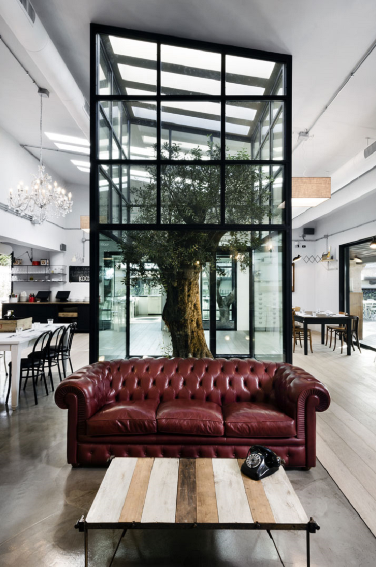 KOOK, Noses Architects  Lasciare il mondo dietro, Prada, Kook e La Viola attendono la vostra visita KOOK