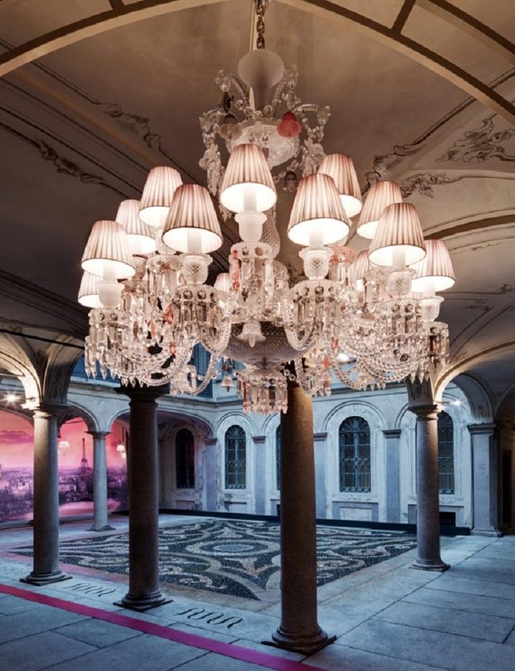 Dramma a ICFF! Belle lampade di Baccarat & Campana Brothers  Dramma a ICFF! Belle lampade di Baccarat & Campana Brothers baccarathighlights06