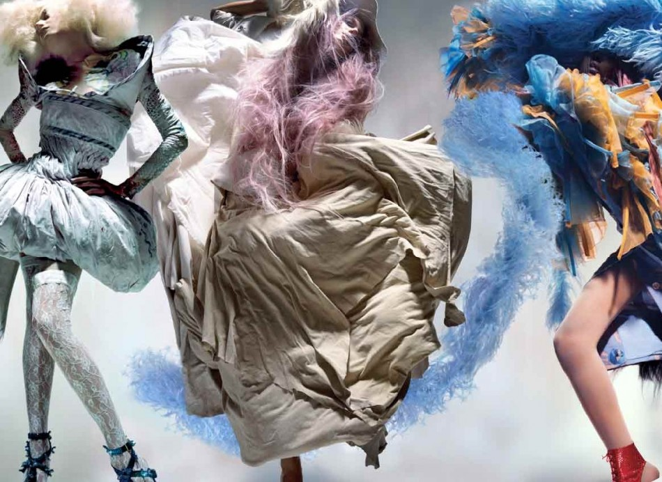 Nick Knight, Vogue UK  McMenamy,trunfo nessun disegno,Marc Jacobs i Balenciaga nick knight dec vogue uk 2 e1368716622594