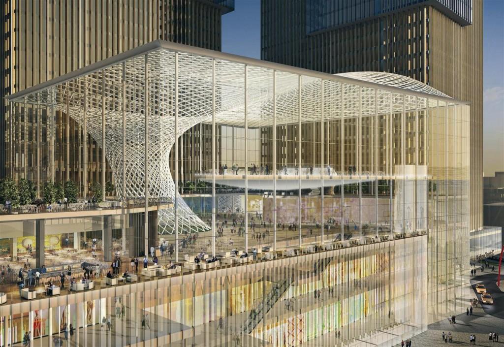 The Hudson Yards Culture Shed  Rockwell Group, hanno il segreto per illuminare il tuo mondo 1218945 1024x705