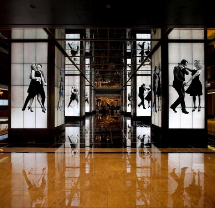 The Cosmopolitan of Las Vegas  Rockwell Group, hanno il segreto per illuminare il tuo mondo Cosmo2 567x550