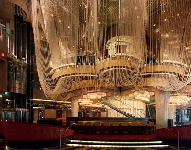 The Cosmopolitan of Las Vegas  Rockwell Group, hanno il segreto per illuminare il tuo mondo Cosmo3 698x550