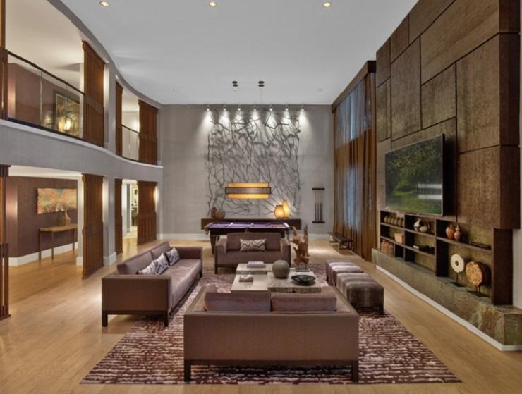 Nobu Hotel Caesars Palace  Rockwell Group, hanno il segreto per illuminare il tuo mondo Nobu Hotel Caesars Palace Nobu Suite 10 Green 727x550