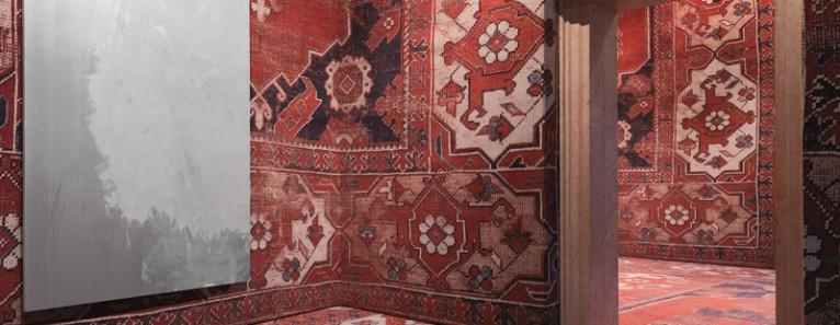 Rudolf Stingel Covers Venice's Palazzo Grassi In Carpet  Arte Biennale di Venezia 2013, migliori mostre della settimana RS 4