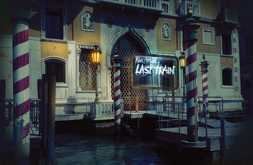 """Ron Arad  """"Last Train"""" di Ron Arad, arriva alla Biennale d'Arte di Venezia 2013 Ron Arad Last Train"""