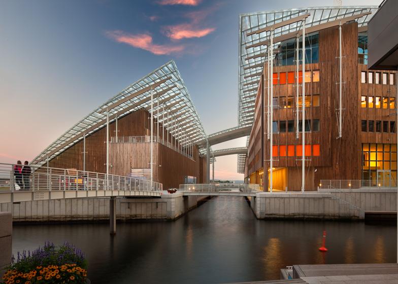 Tjuvholmen-Icon-Complex-by-Renzo-Piano_2  Renzo Piano espositivo presso Gagosian Gallery di New York Tjuvholmen Icon Complex by Renzo Piano 2
