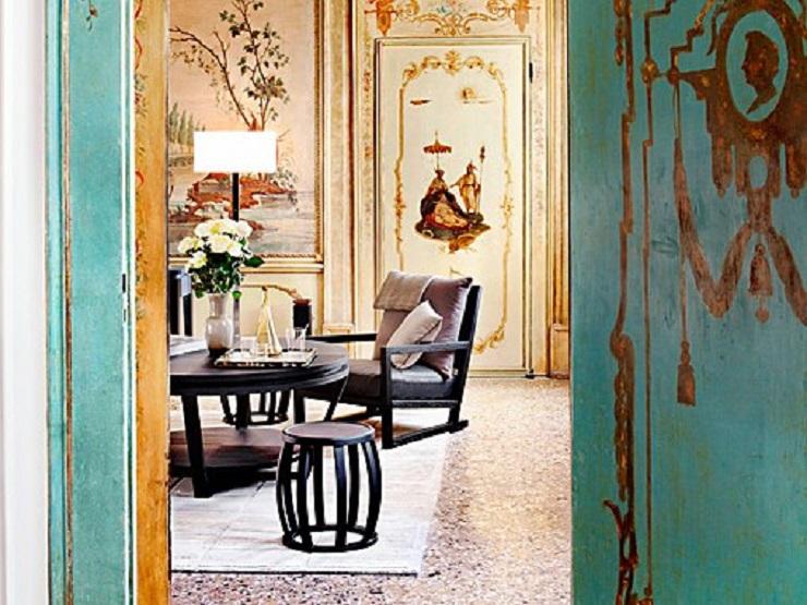 Aman Canal Grande, Venezia, Italia  Principali destinazioni di Giugno 2013 cn image size aman canal grande alcove tiepolo suite venice italy