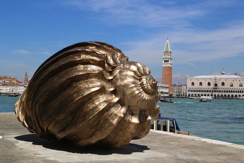 Marc Quin, Fondazioni Querini Stampalia Venice  Arte Biennale di Venezia 2013, migliori mostre della settimana marc quinn at fondazione cini designboom